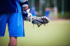 lacrosse Stockfotografie