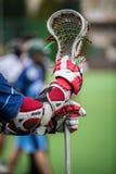 lacrosse Stockbild