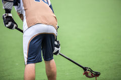 lacrosse Lizenzfreie Stockfotografie