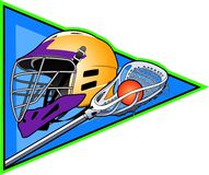 Lacrosse Photo stock