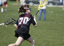 Lacrosse Cradle Stock Images
