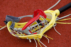 Lacrosse Gear Royalty Free Stock Photos