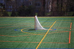 Lacrosse Goal Stock Images