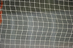 Lacrosse goal netting Royalty Free Stock Photography