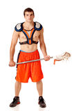 Lacrosse Player Stock Images