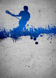 Lacrosse tło Obrazy Royalty Free