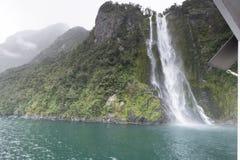 Lacs étonnants au Nouvelle-Zélande d Y Photos stock