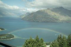 Lacs étonnants au Nouvelle-Zélande d Y Photographie stock