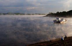 Lacs Photo libre de droits