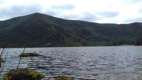 Lacs Irlande wicklow Image stock