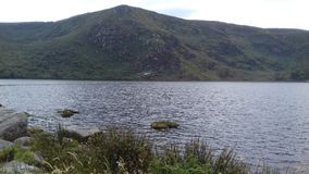Lacs Irlande wicklow Images stock