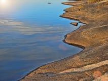 Lacs Muskoka, nature d'Ontario photos libres de droits