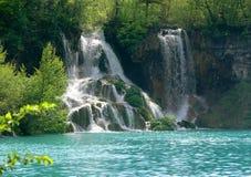 Lacs Plitvice Photographie stock libre de droits