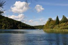 Lacs Plitvice, Croatie photo libre de droits