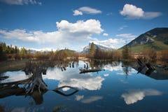 Lacs Vemillion Image stock