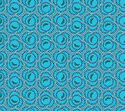 Lacy abstract pattern background Royalty Free Stock Photo