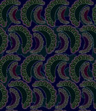 Lacy abstract seamless pattern background Royalty Free Stock Photography