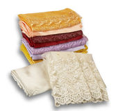 Lacy Material Stock Photo