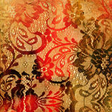 Lacy patterns Stock Image