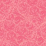Lacy seamless pattern Stock Photography