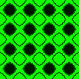 Lacy Squares Seamless Pattern abstrait Image stock
