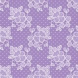 Lacy vintage background Royalty Free Stock Images
