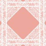 Lacy vintage background. Stock Image