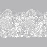 Lacy vintage trim. Royalty Free Stock Photo