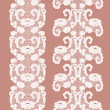 Lacy vintage trim. Stock Photography
