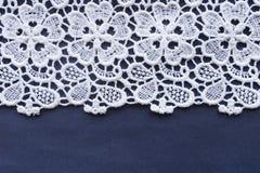 lacy white Fotografia Stock