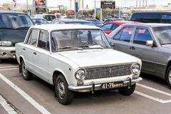 Lada 2101 royalty-vrije stock foto