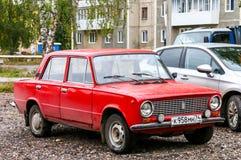 Lada 2101 Stock Image