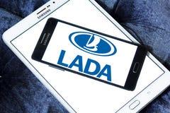 Lada car logo Stock Photo