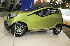 Lada Concept car. At the Moscow International Automobile Salon, motor show (MIAS-2008) August 27 - September 7 Royalty Free Stock Image