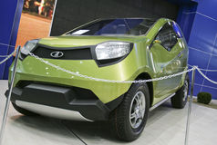 Lada Concept car (2) Stock Image