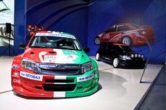 Lada Granta sport Stock Images