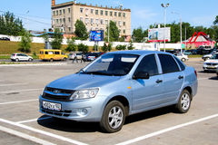 Lada Granta Royalty Free Stock Images