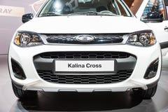 Lada Kalina Cross frammento Fotografia Stock Libera da Diritti