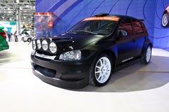 Lada Kalina super 1600 rally Royalty Free Stock Photos