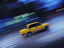 Lada na estrada Imagens de Stock Royalty Free