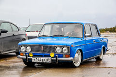Lada 2103 Stock Photography