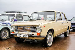 Lada 2101 Royalty Free Stock Photography