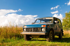 Lada Niva Royalty Free Stock Image