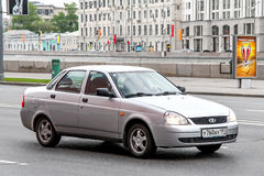 Lada Priora Royalty Free Stock Photos