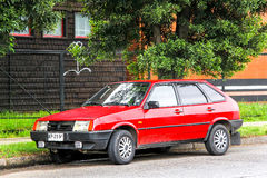 Lada Samara Royalty Free Stock Photography