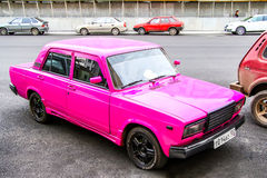 Lada 2107 Stock Photos