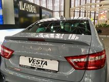 LADA Vesta Sport arkivfoto
