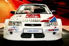 Lada WTCC Stock Fotografie
