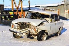 Lada 2107 Zhiguli Obrazy Royalty Free