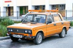 Lada 2106 Zhuguli arkivfoto